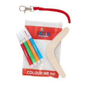 Boomerang Bag Tag Set