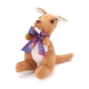 Plush Aussie Kangaroo